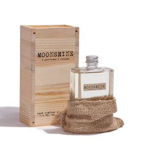 Moonshine A Gentlemen's Cologne - JOURNEYMAN CO.