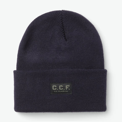 C.C.F. Watch Cap in Navy