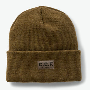 C.C.F. Watch Cap in Olive Drab