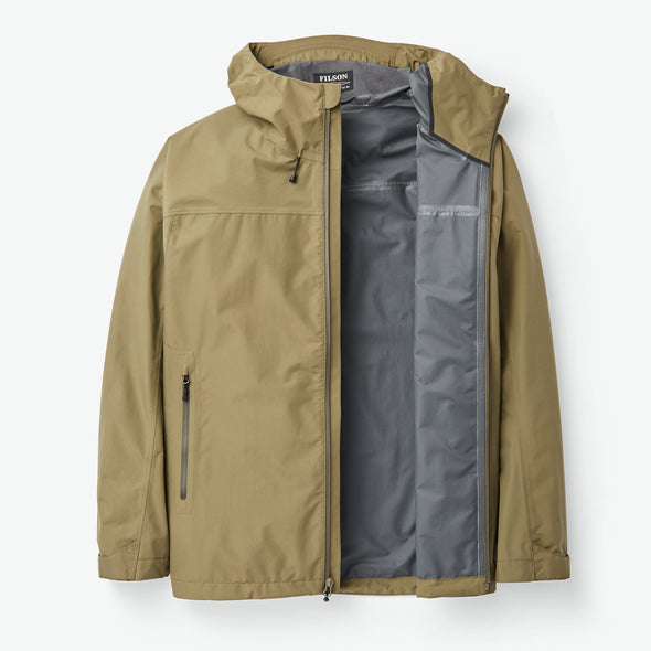 Filson Swiftwater Rain Jacket in Field Olive