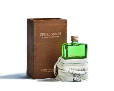 Sportsman Cologne, A Splash of Adventure