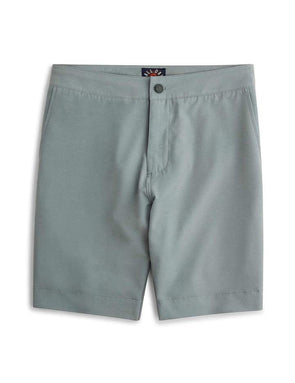 All Day Short - Ice Grey - JOURNEYMAN CO.