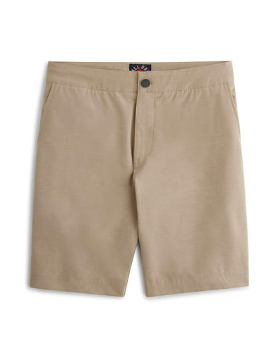 All Day Short - Khaki - JOURNEYMAN CO.