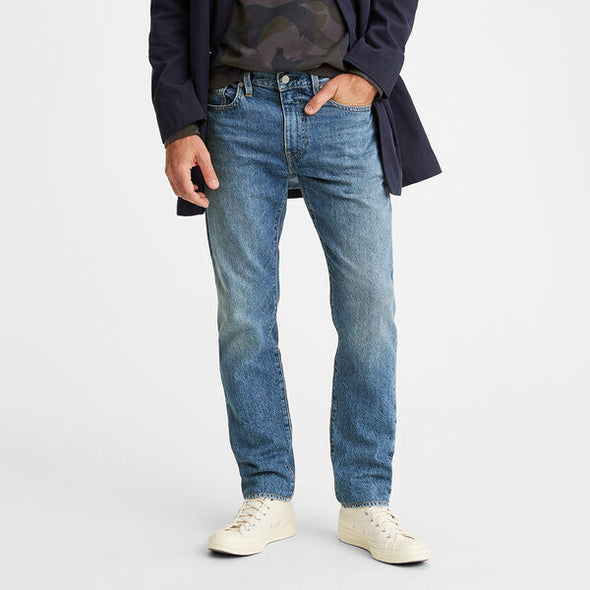 Levi's Wellthread 502 Taper Fit Jean - Watermark - JOURNEYMAN CO.