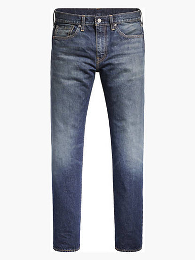 Levi's Wellthread 502 Taper Fit Jean - High Tide - JOURNEYMAN CO.