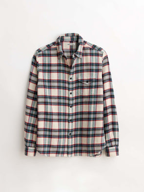 Flannel Chore LS Shirt - JOURNEYMAN CO.