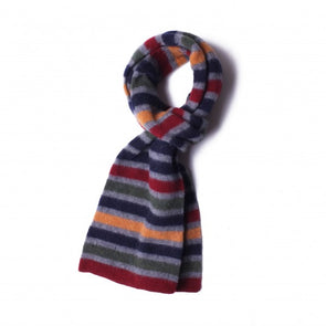 Dancing Stripes Scarf - JOURNEYMAN CO.