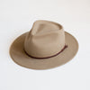 Eastwood Fedora - JOURNEYMAN CO.