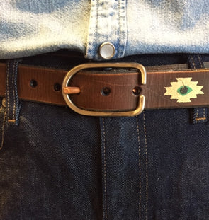 Billy Made For Friends Navajo Belt - JOURNEYMAN CO.