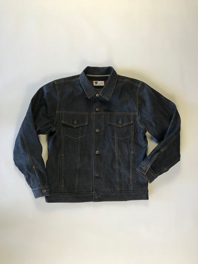 Tellason Blanket Lined Jean Jacket 16.5oz.