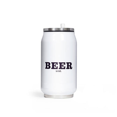 BEER 12 Ounce Cold/Hot Container
