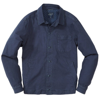 Grayers Wrigley Stretch Canvas Jacket in Ombre Blue
