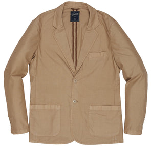 Dylan 2 Button Blazer - JOURNEYMAN CO.