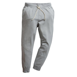 Greyers Momo Light Weight Terry Joggers in Light Grey