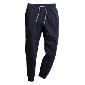Greyers Momo Light Weight Terry Joggers in Navy