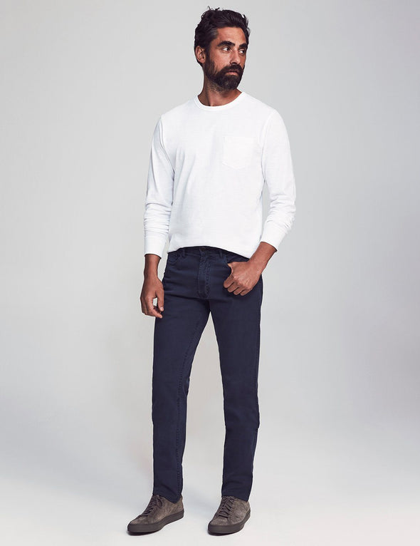 Comfort 5 Pocket Twill Jean