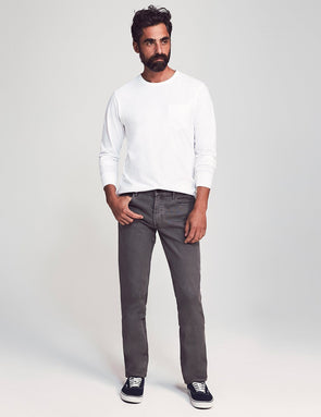 Comfort 5 Pocket Twill Jean - JOURNEYMAN CO.