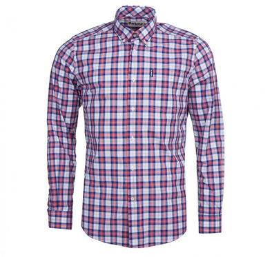 Highland Check LS Shirt - JOURNEYMAN CO.