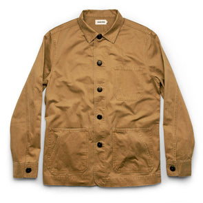 Taylor Stitch Ojai Jacket in Tobacco
