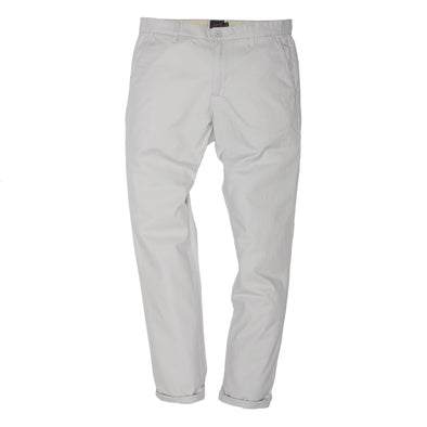 Jesse Canvas Stretch Slim Fit Chinos - JOURNEYMAN CO.