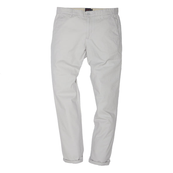 Jesse Canvas Stretch Slim Fit Chinos