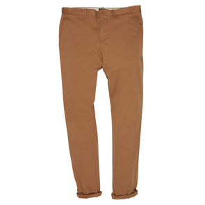 Jesse Stretch Slim Fit Chinos - JOURNEYMAN CO.