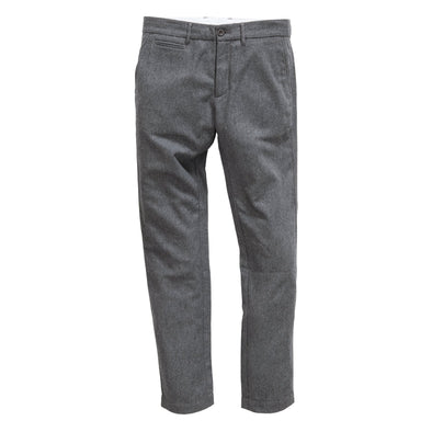 Grayer's Slim Fit Wool Pant in Grey