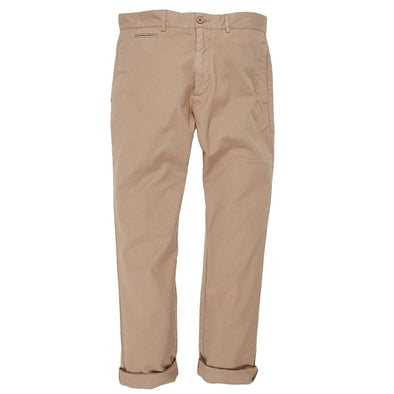Newport Stretch Canvas Chino - JOURNEYMAN CO.