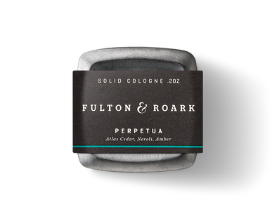 Fulton & Roark Perpetua Solid Cologne - JOURNEYMAN CO.