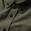 Olive Slub Chambray LS Shirt - JOURNEYMAN CO.