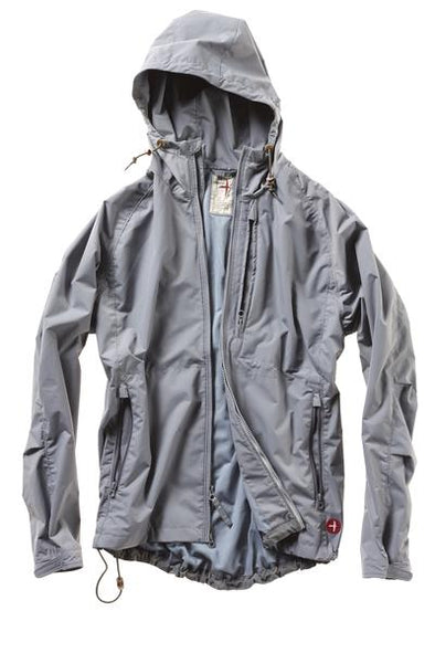 Highpoint Waterproof Jacket - Ice Grey