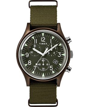 Timex MK1 Aluminum Chronograph 40mm Watch