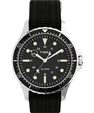 Timex Navi 41mm Divers Watch - JOURNEYMAN CO.