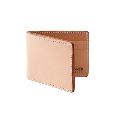 Tanner Goods Utility Bifold Wallet in Natural