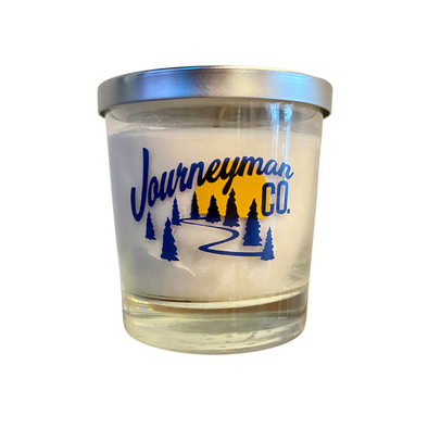Journeyman Co. Pipe Tobacco Candle