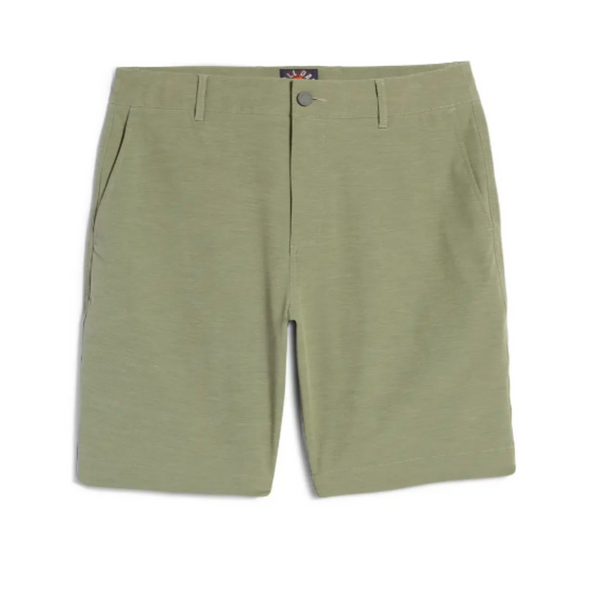 Faherty Belt Loop All Day Shorts in Olive