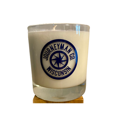 Journeyman Co. Open Hearth Candle