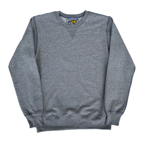 Journeyman Co. Sweatshirt in Grey Heather