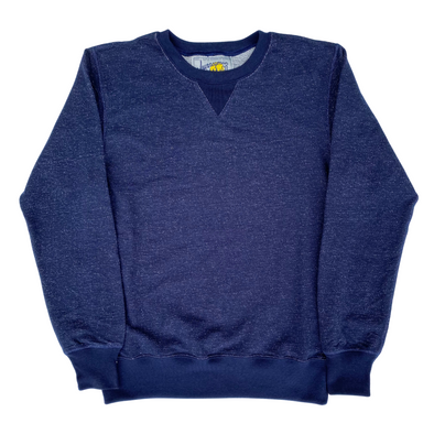 Journeyman Co. Sweatshirt in Navy