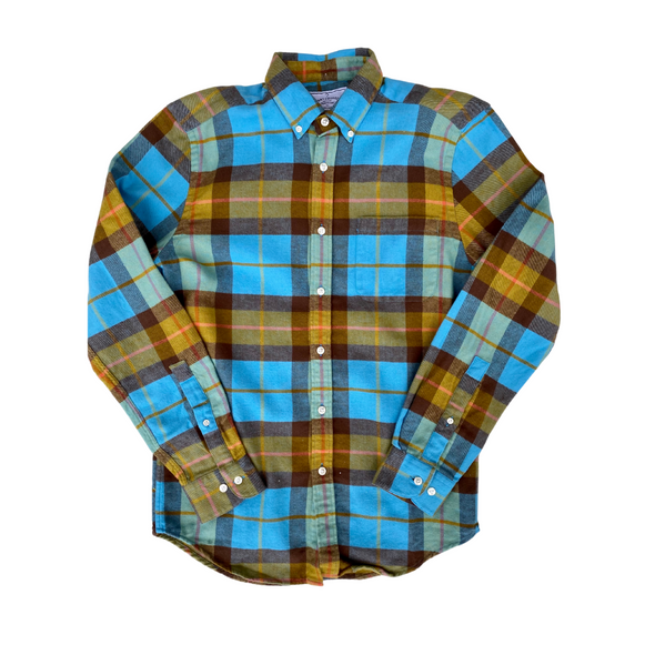 Portuguese Flannel Shirt in Friendly Check