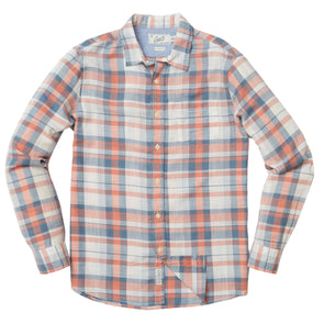 Guildford Yarn Dyed Plaid LS Shirt