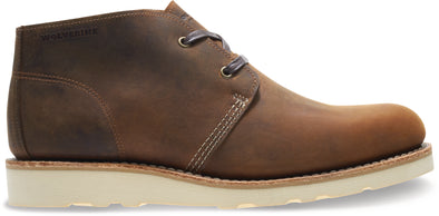 Liam Chukka Boot - JOURNEYMAN CO.