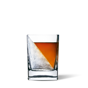 Corkcicle Whiskey Wedge Glass - JOURNEYMAN CO.
