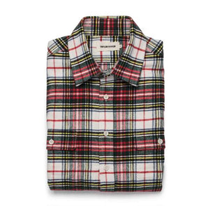 Yosemite Flannel LS Shirt