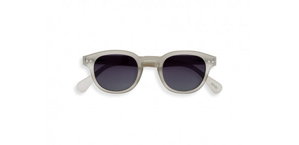 #C IZIPIZI Defty Grey Sunglasses