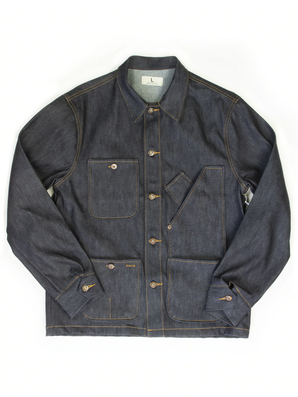 Coverall Jacket - JOURNEYMAN CO.