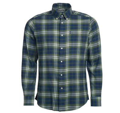Barbour Eco 1 Lightweight Flannel Shirt