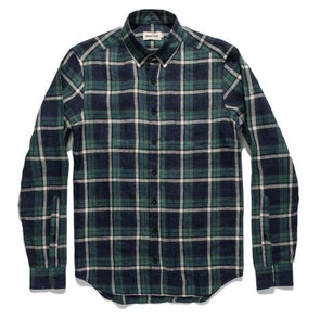 Blackwatch Linen LS Shirt
