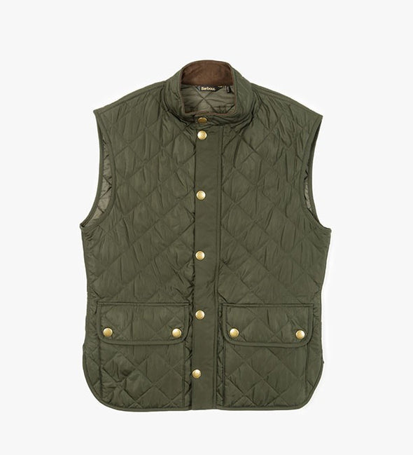 Lowerdale Vest - JOURNEYMAN CO.
