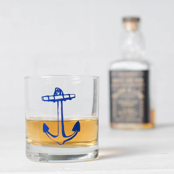 Anchor Tumbler Glass - JOURNEYMAN CO.